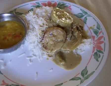 al yakhni with rice