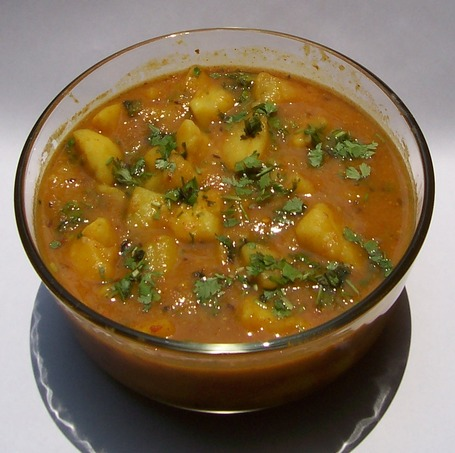Potato Curry 004