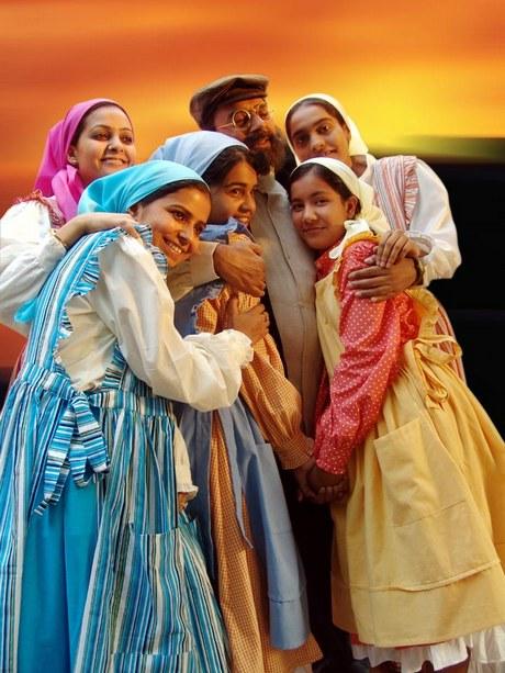 Tevye and Daughters