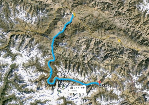 Kargil-Rangdum