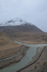 Sangam of Indus and Zanskar