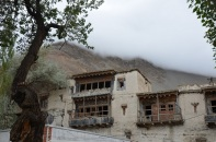 Ruin, Hundar Village