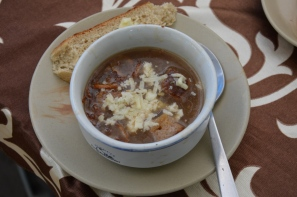 Not French Onion Soup
