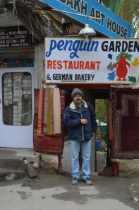 Penguin Cafe, Leh