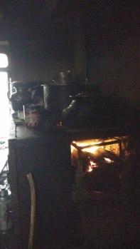 Making gur-gur chai