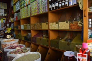 Grocery, Downtown Amman
