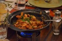Dinner at Sufra